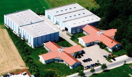 Areál firmy Horst Witte