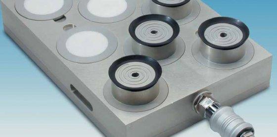 Systém otočných přísavných buňek FLIP-POD